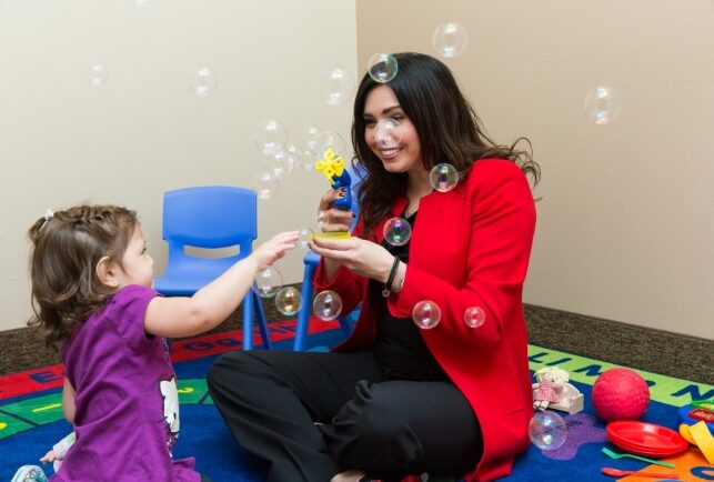The Center for Child and Family Development / Nicole Cavenagh, PhD